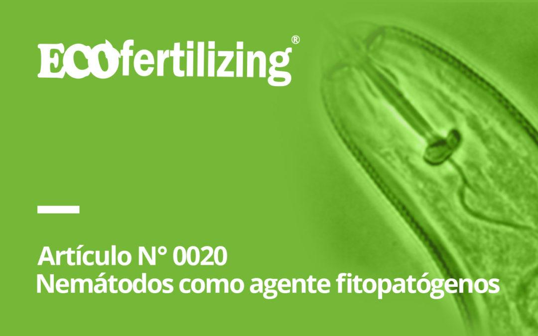 N° 0020: Nemátodos como agente fitopatógenos